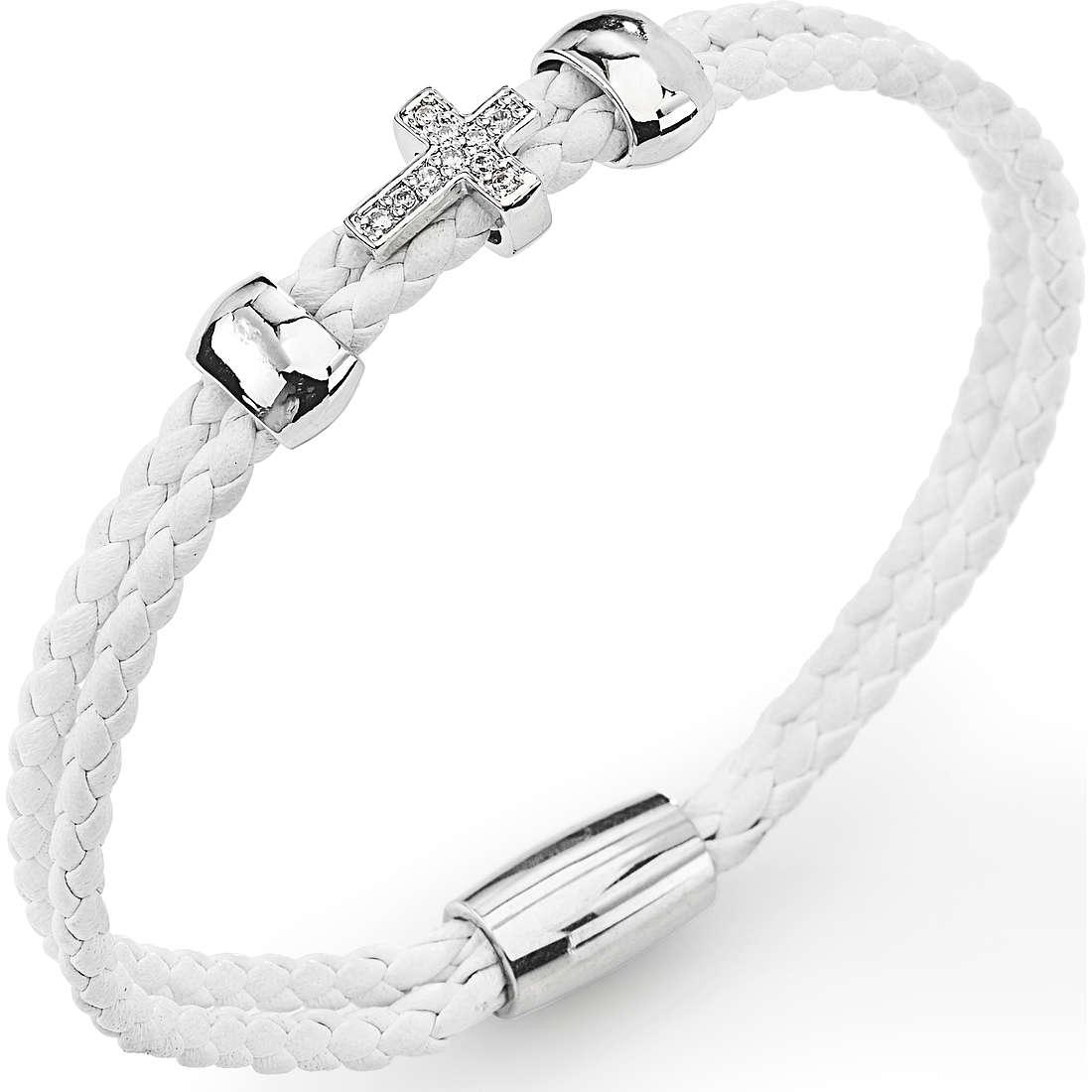 bracelet femme bijoux Amen Croce CR07B-15