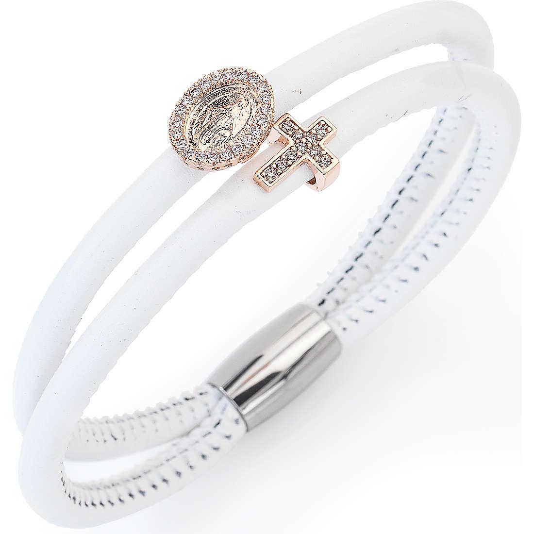 bracelet femme bijoux Amen Madonna CRMI07R-19