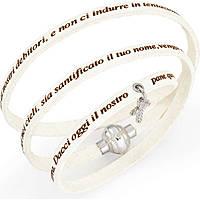 bracelet femme bijoux Amen Padre Nostro Italiano AS-PNIT07-57