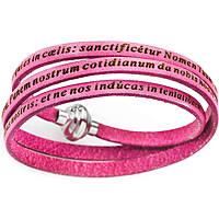 bracelet femme bijoux Amen Padre Nostro Latino AM-PNLA04-57
