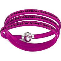 bracelet femme bijoux Amen Padre Nostro Latino AM-PNLA10-57