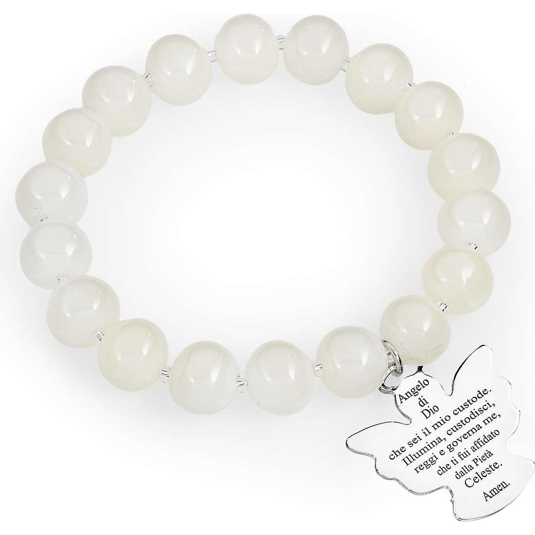 bracelet femme bijoux Amen Perle Murano AD10BI