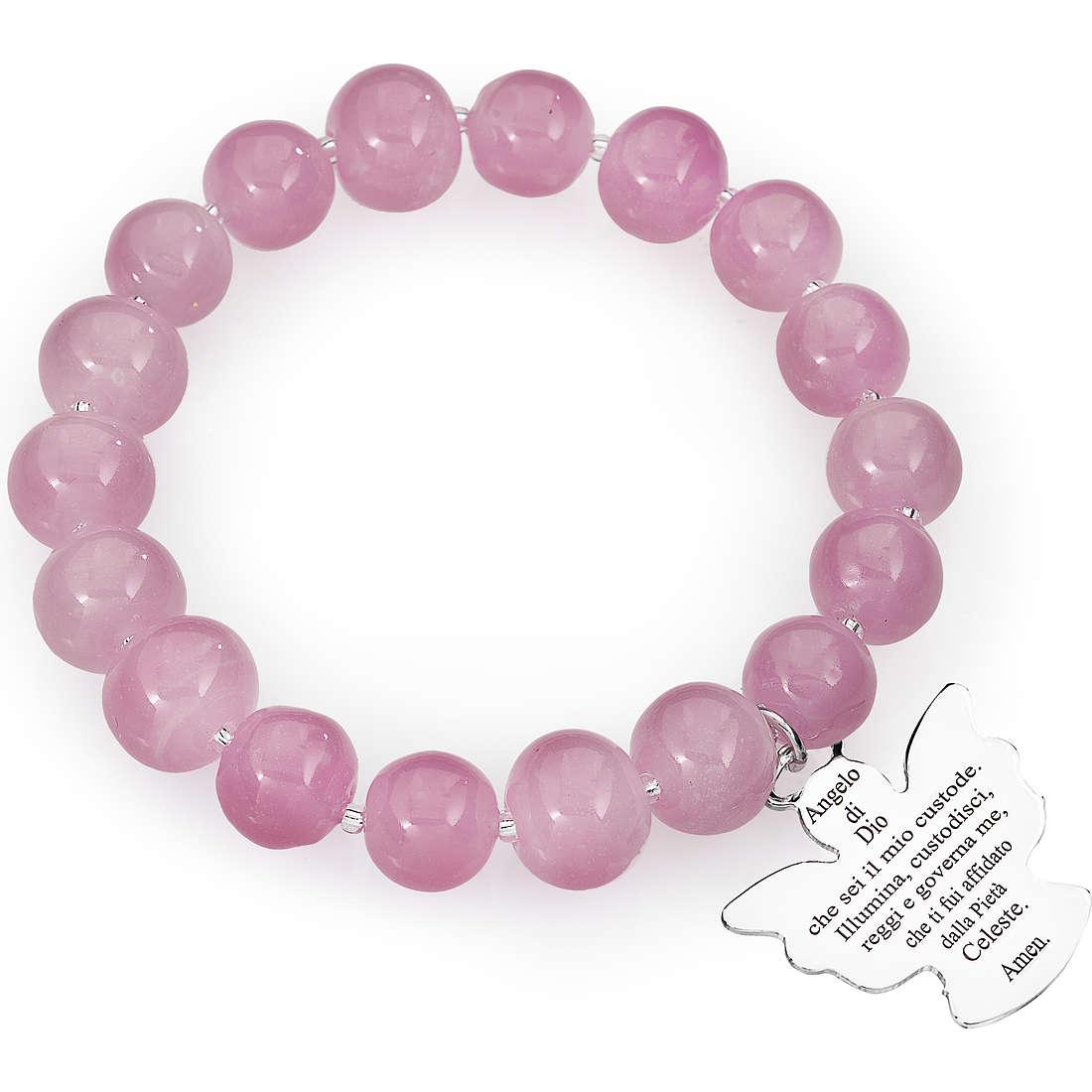 bracelet femme bijoux Amen Perle Murano AD10R