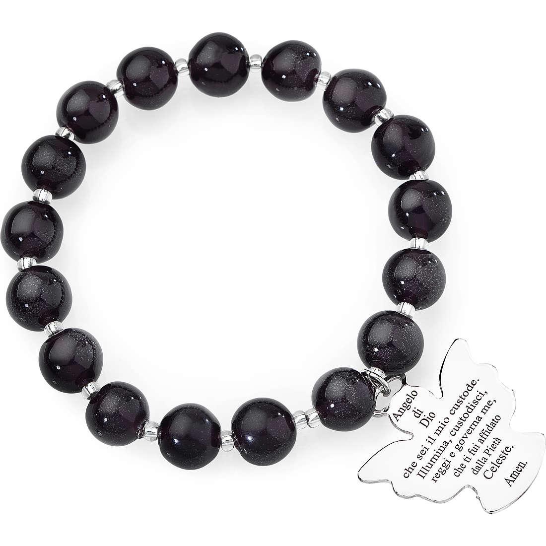 bracelet femme bijoux Amen Perle Murano AD10VS