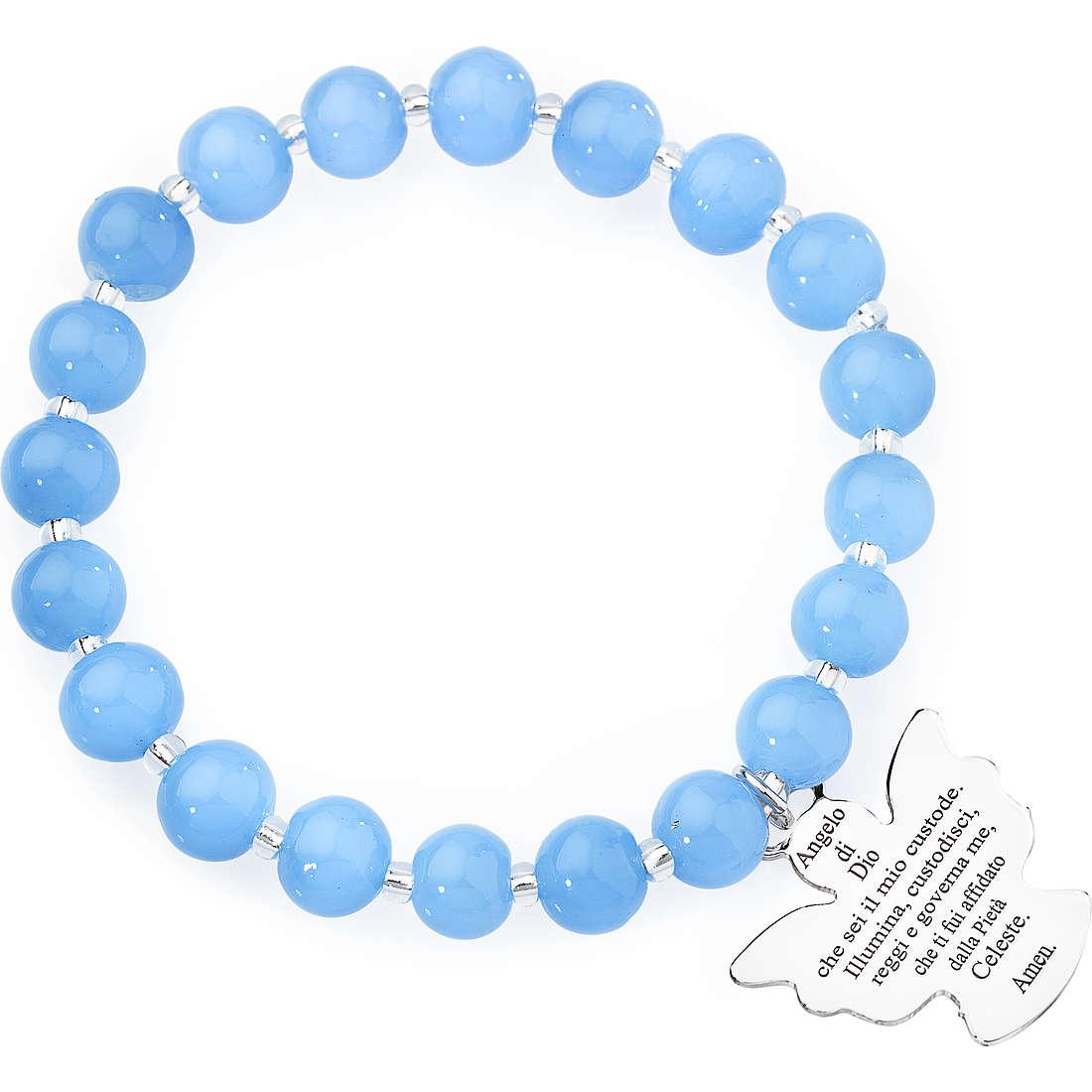 bracelet femme bijoux Amen Perle Murano AD8BL