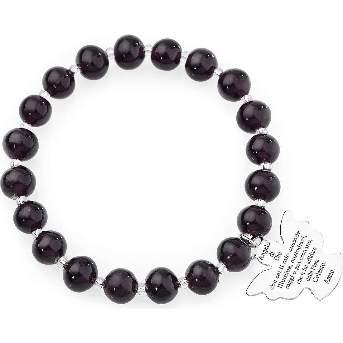 bracelet femme bijoux Amen Perle Murano AD8VS