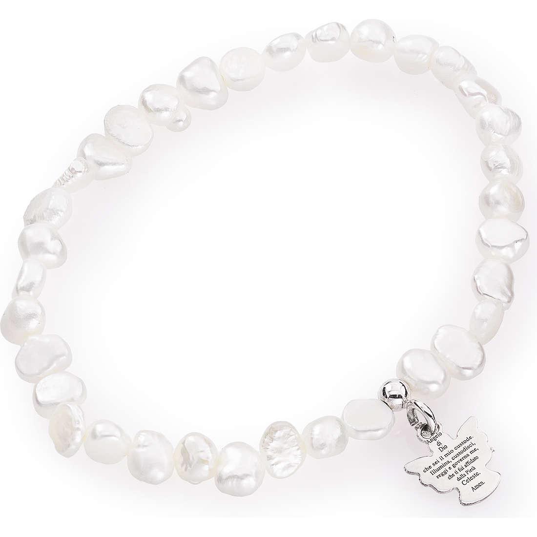 bracelet femme bijoux Amen Perle Scaramazze PSI