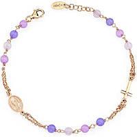bracelet femme bijoux Amen Rosario BRORVV3P