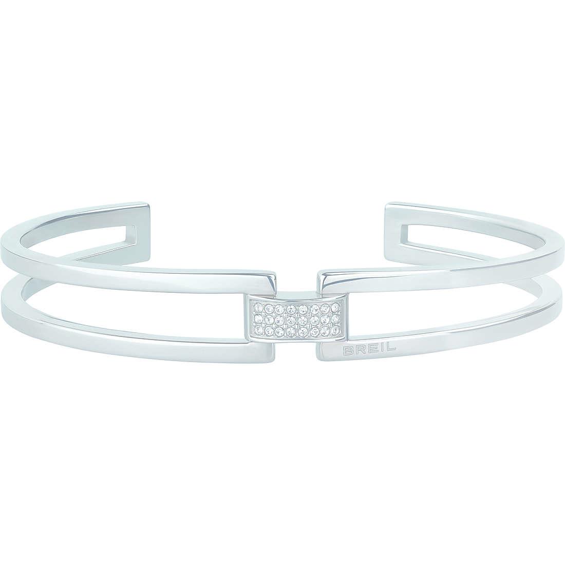 bracelet femme bijoux Breil Breilogy Extension TJ1809