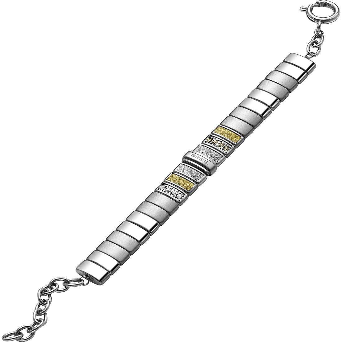 bracelet femme bijoux Breil Breilogy TJ1433