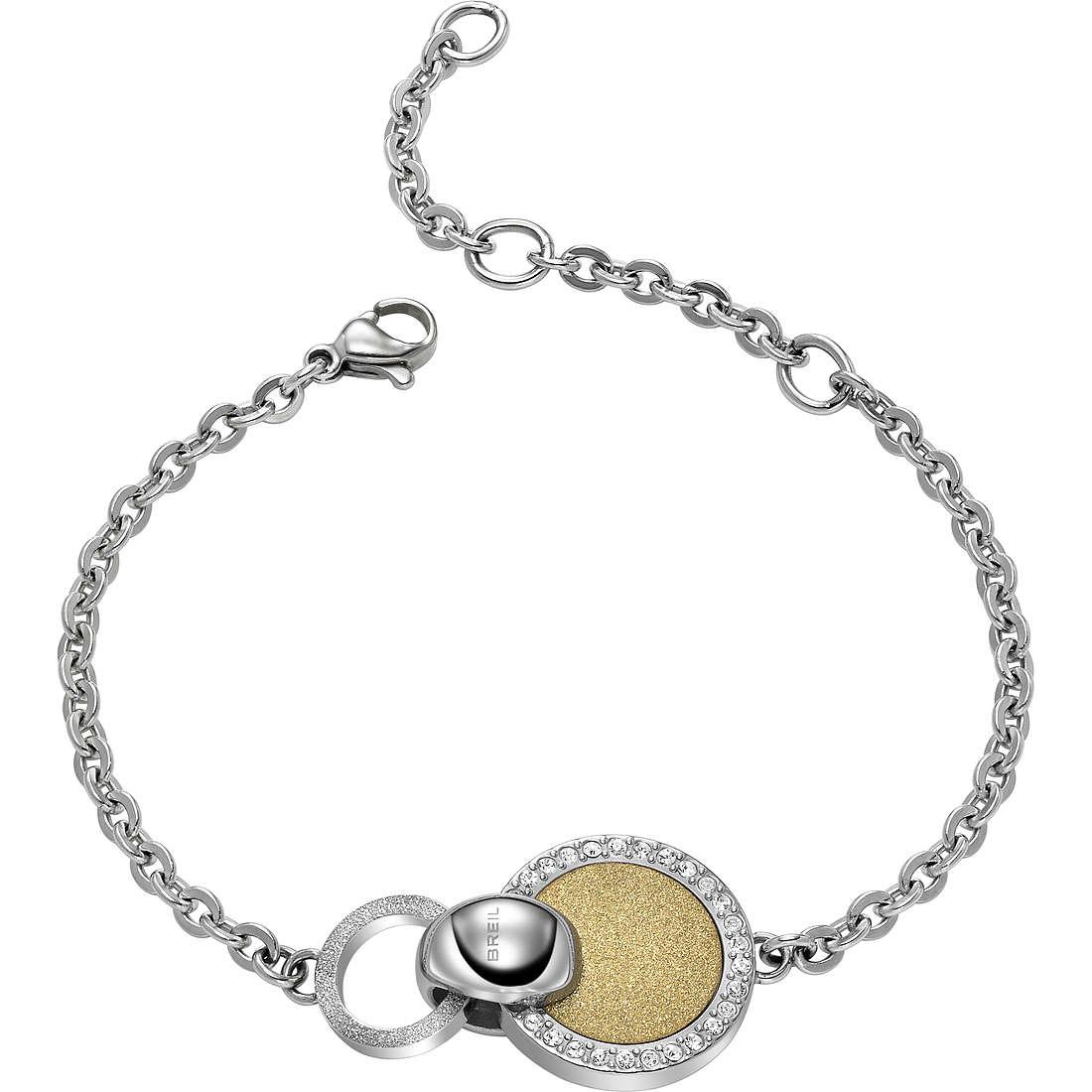 bracelet femme bijoux Breil Breilogy TJ1687