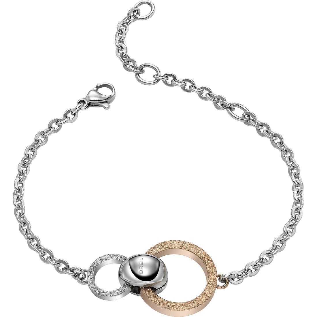 bracelet femme bijoux Breil Breilogy TJ1689
