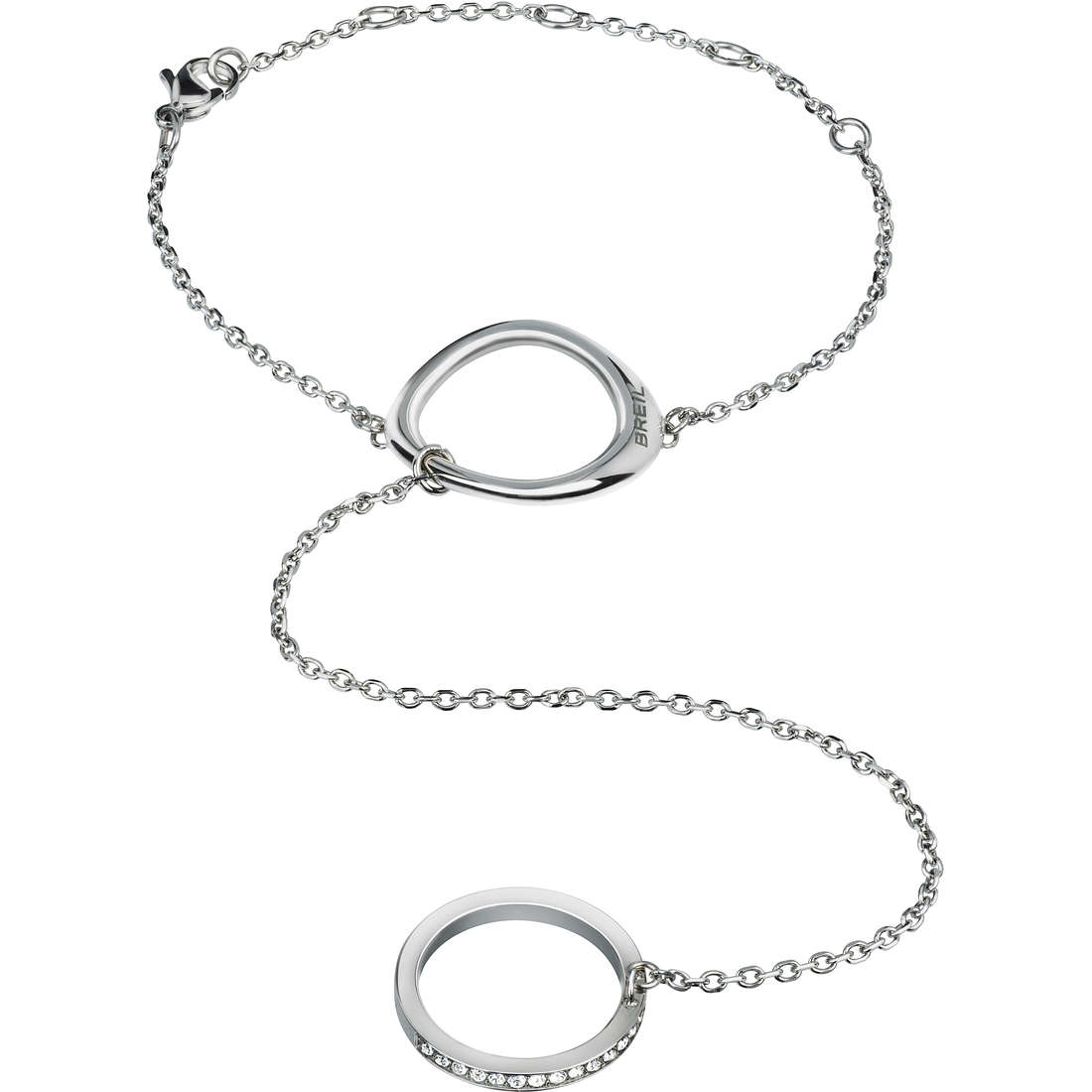 bracelet femme bijoux Breil Mezzanotte TJ1898