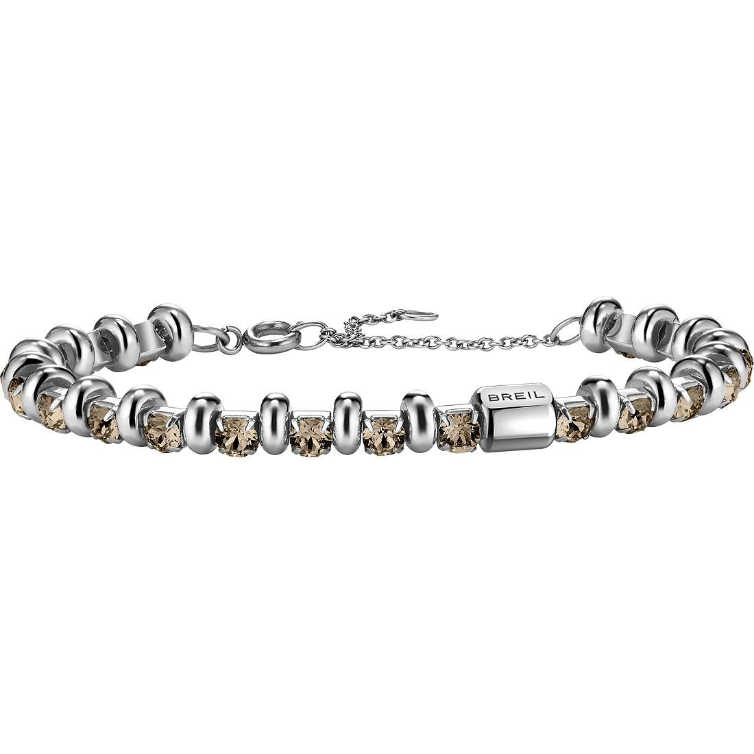 bracelet femme bijoux Breil Rolling Diamonts TJ1449