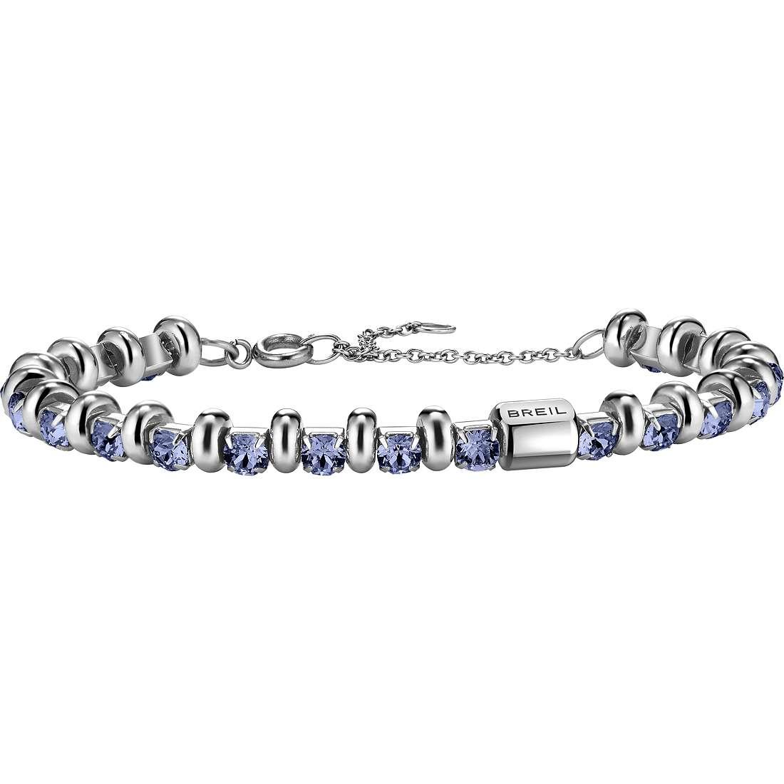 bracelet femme bijoux Breil Rolling Diamonts TJ1451
