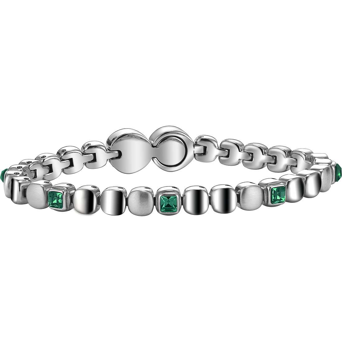 bracelet femme bijoux Breil Rolling Diamonts TJ1457