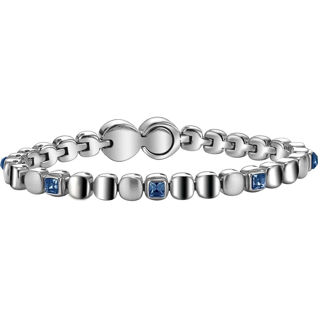bracelet femme bijoux Breil Rolling Diamonts TJ1458