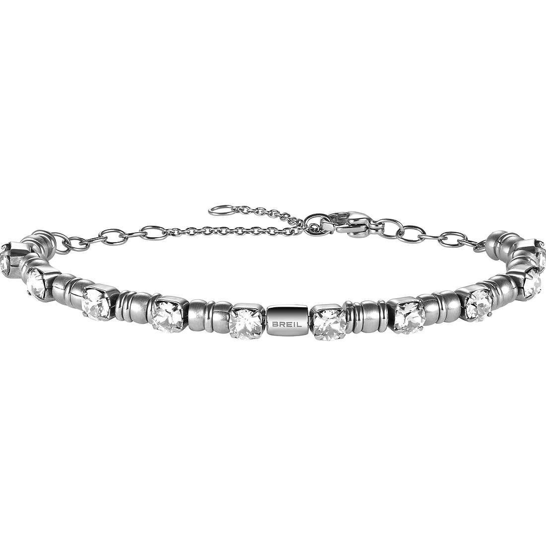 bracelet femme bijoux Breil Rolling Diamonts TJ1600