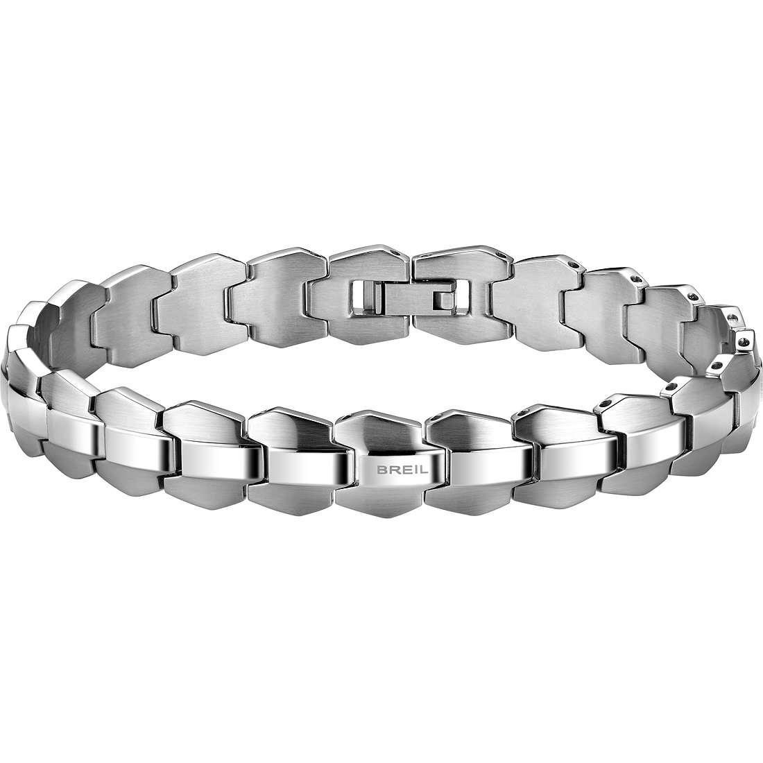 bracelet femme bijoux Breil Smooth TJ1576
