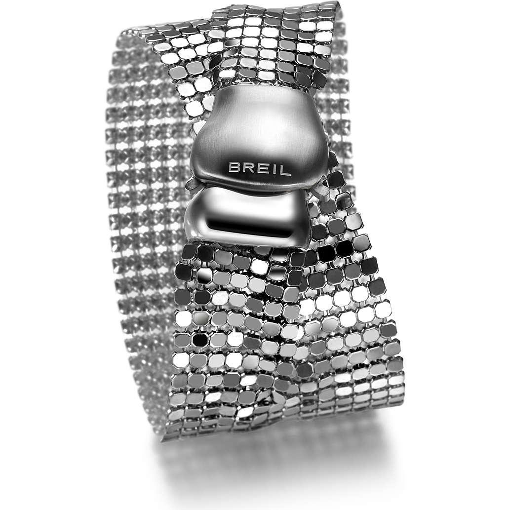 bracelet femme bijoux Breil Steel Silk TJ1228