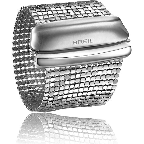 bracelet femme bijoux Breil Steel Silk TJ1265