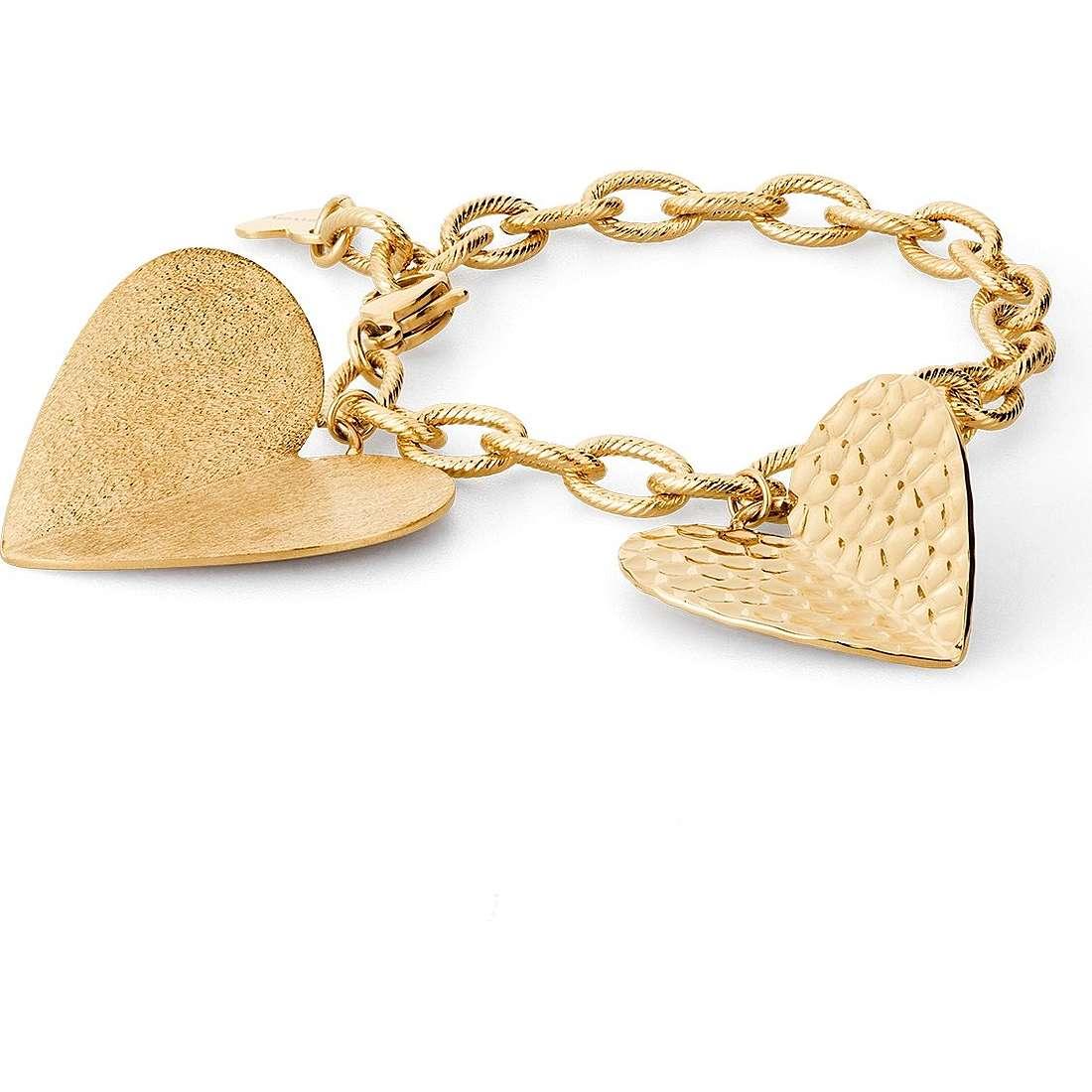 bracelet femme bijoux Brosway Heart Beat BHB11