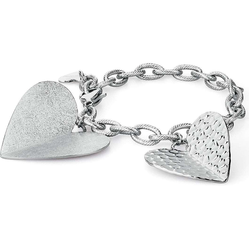 bracelet femme bijoux Brosway Heart Beat BHB12