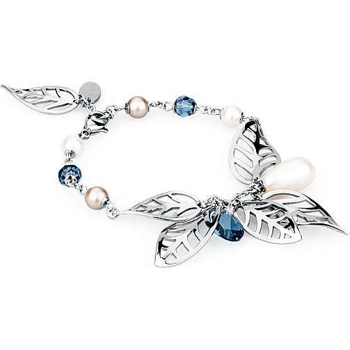 bracelet femme bijoux Brosway LEAVES BLS12