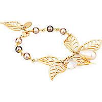 bracelet femme bijoux Brosway LEAVES BLS13