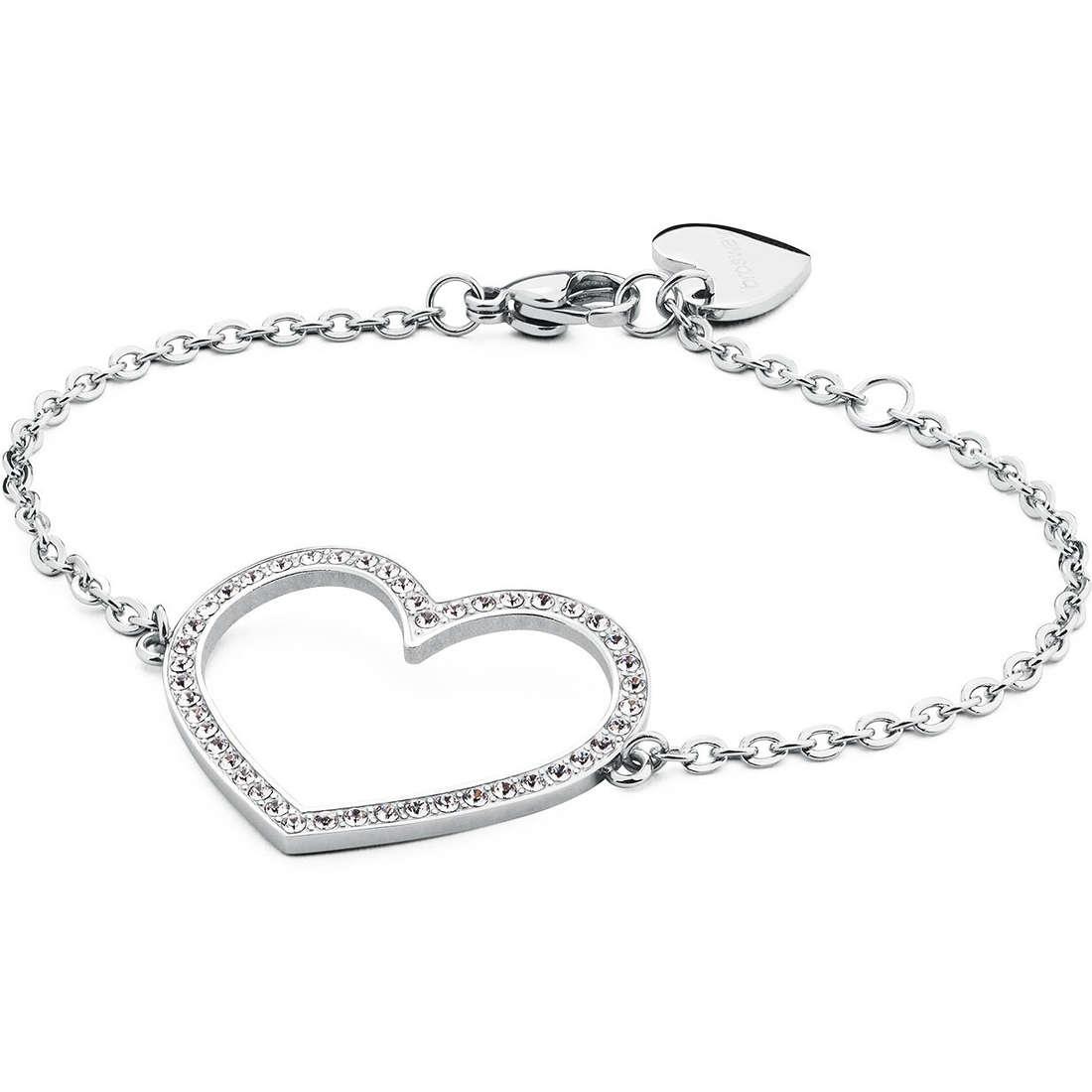 bracelet femme bijoux Brosway MINUETTO BMU11