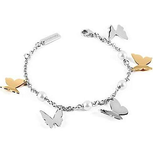 bracelet femme bijoux Brosway Papillon BPP11