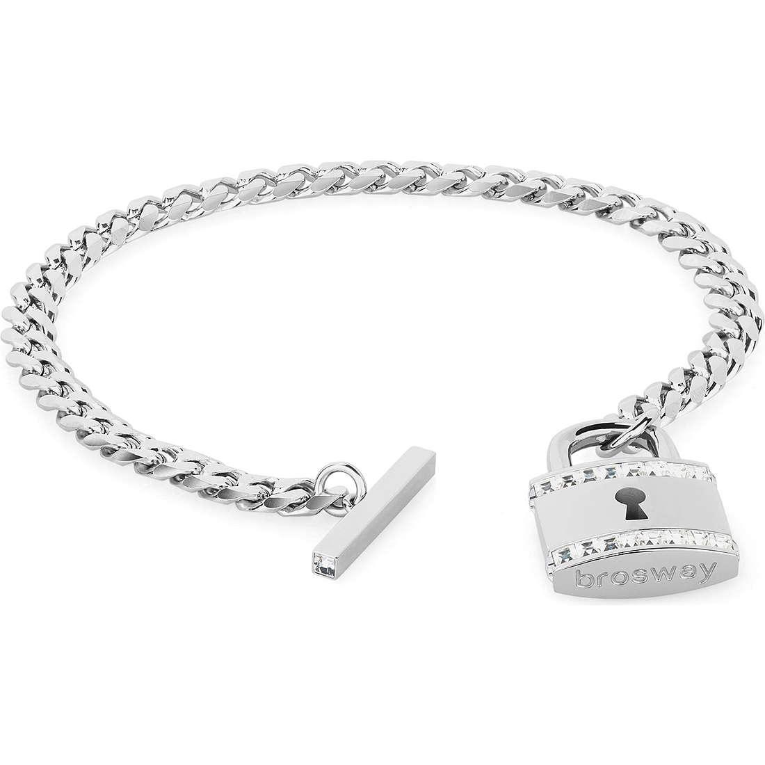 bracelet femme bijoux Brosway Private BPV11