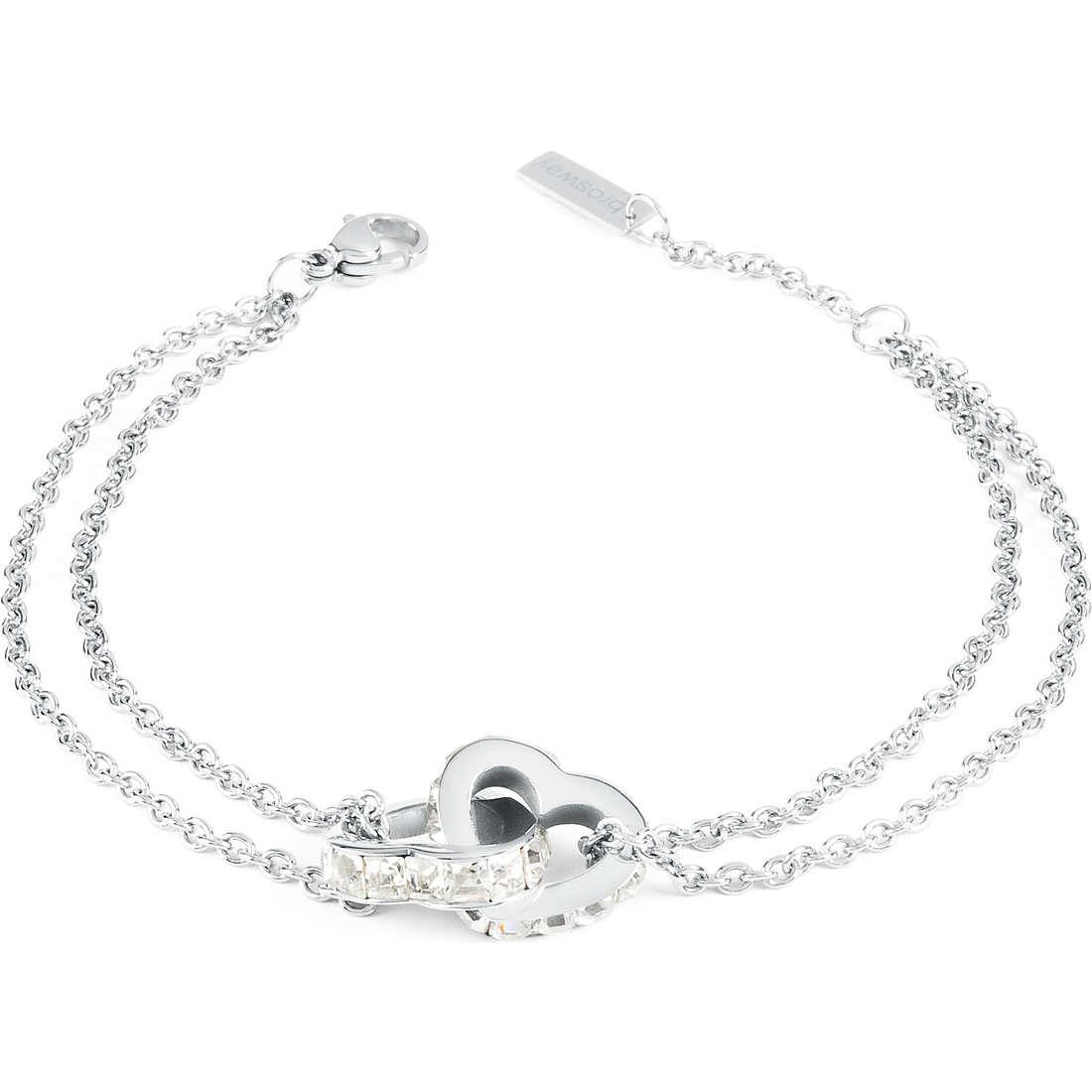bracelet femme bijoux Brosway Romeo & Juliet BRJ13