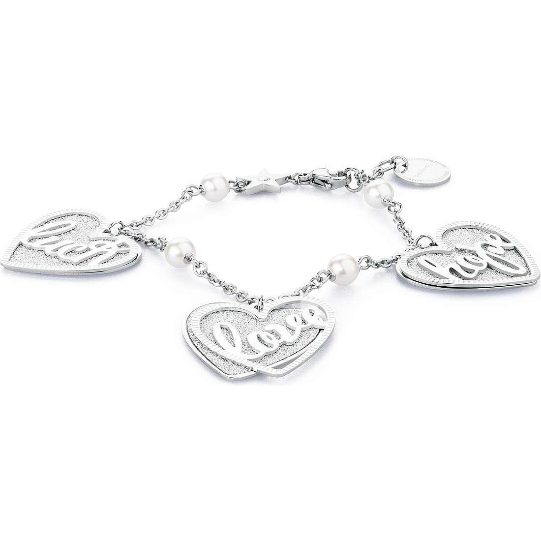bracelet femme bijoux Brosway Sparkling BPK11