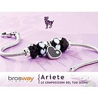 bracelet femme bijoux Brosway Tres Jolie Mini BTJMZ01