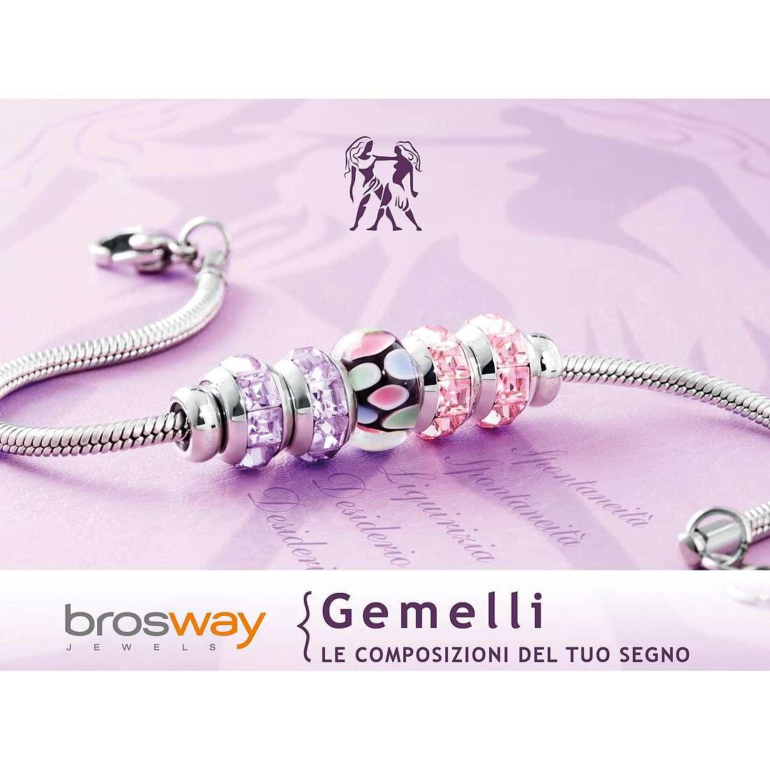 bracelet femme bijoux Brosway Tres Jolie Mini BTJMZ03