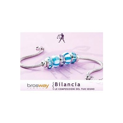 bracelet femme bijoux Brosway Tres Jolie Mini BTJMZ07