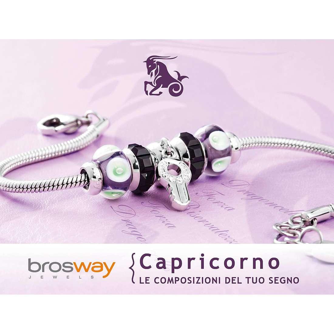 bracelet femme bijoux Brosway Tres Jolie Mini BTJMZ10