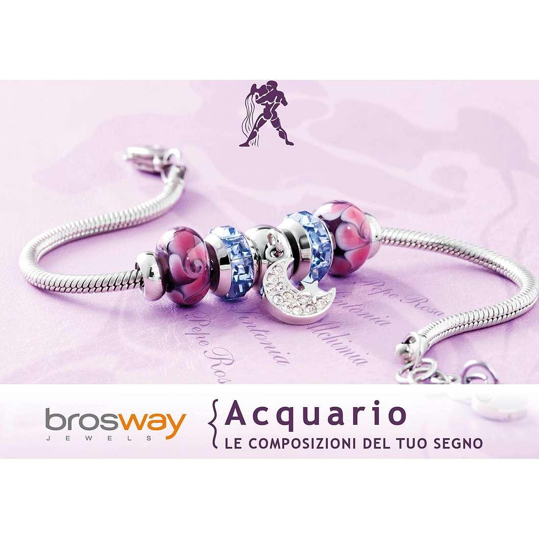 bracelet femme bijoux Brosway Tres Jolie Mini BTJMZ11