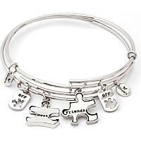 bracelet femme bijoux Chrysalis Amicizia CRBT1902SP