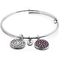 bracelet femme bijoux Chrysalis Buona Fortuna CRBT0102SP
