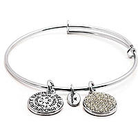 bracelet femme bijoux Chrysalis Buona Fortuna CRBT0104SP