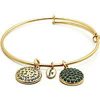 bracelet femme bijoux Chrysalis Buona Fortuna CRBT0105GP