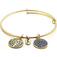 bracelet femme bijoux Chrysalis Buona Fortuna CRBT0109GP