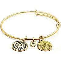 bracelet femme bijoux Chrysalis Buona Fortuna CRBT0111GP