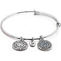 bracelet femme bijoux Chrysalis Buona Fortuna CRBT0112SP