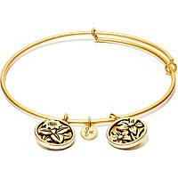 bracelet femme bijoux Chrysalis Fiori CRBT0212GP