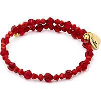 bracelet femme bijoux Chrysalis Gaia CRBW0013GPRED