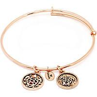 bracelet femme bijoux Chrysalis Serenity CRBT0311RG