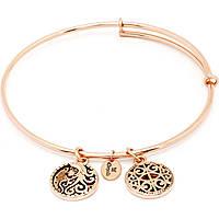 bracelet femme bijoux Chrysalis Serenity CRBT0312RG